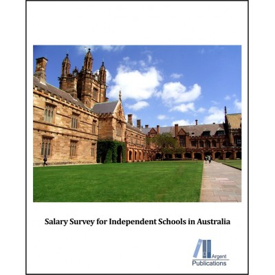 Salary Survey for Independent Schools in Australia 2019/20  (Contributor Only)